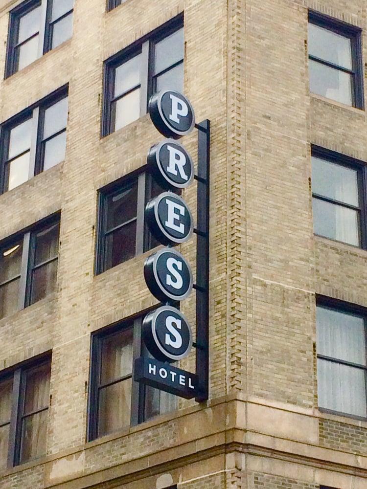 Press Hotel Portland Me Reviews