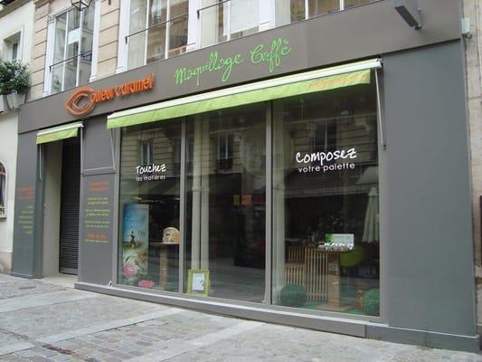 Couleur Caramel France Boutique Couleur Caramel  