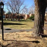 Casas De Suenos Old Town Historic Inn - Courtyard - Albuquerque, NM, Vereinigte Staaten
