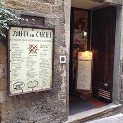 Osteria del Carcere, San Gimignano, Siena