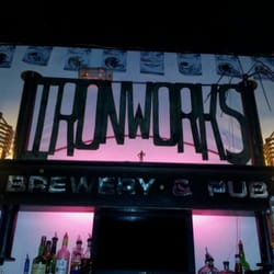 Ironworks Brewery & Pub logo