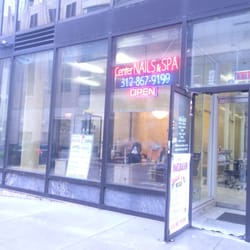 Center nails spa holiday special 60 minutes relax for 24 hour nail salon chicago