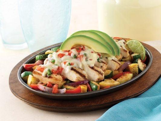 Baja Chicken Salad Baja Chicken Fajitas