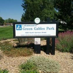 Green Gables Park logo