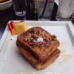 Heck's Cafe - Cleveland, OH, United States. Baklava French toast
