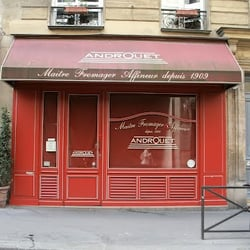 Androuet, Paris, France