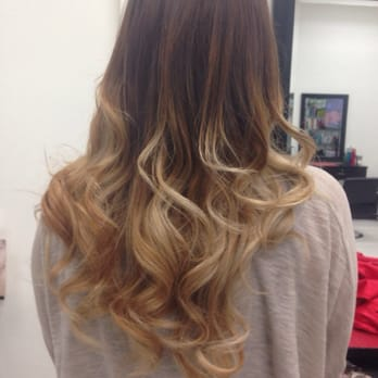 Name of hair where the bottom is blonde 33 hottest ombre for 2 blond salon reviews