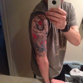 New generation tattoo tattoo parlours cambrian park for Generation 8 tattoo