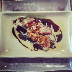 Foie gras poêlé à la japonaise