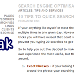 SEO in Manchester -…