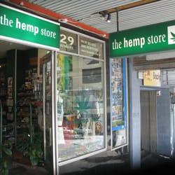 Vital Hemp - Santa Monica, CA, United States. inside the vital hemp store