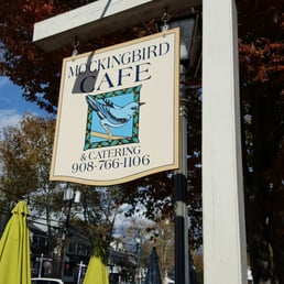 Mockingbird Cafe Logo