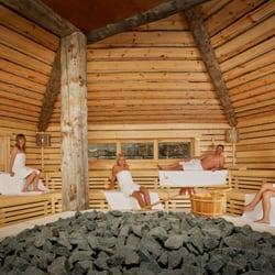 Gartensauna im SaunaPark