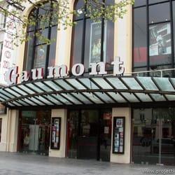 Gaumont - Reims, France. Façade extérieure.