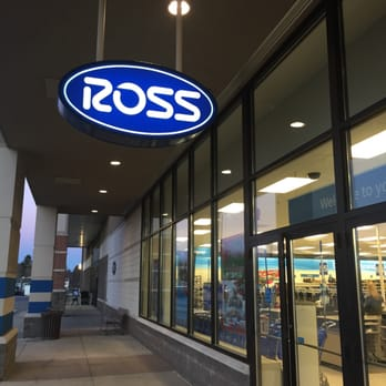 Ross is an American chain of