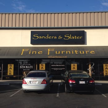 Sanders and Slater Fine Furniture Furniture Shops 48 E