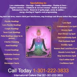 The 4 Corners Psychic - Silver Spring, MD, United States