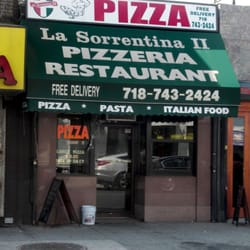 la sorrentina pizza brooklyn ny usaForLa Sorrentina Brooklyn