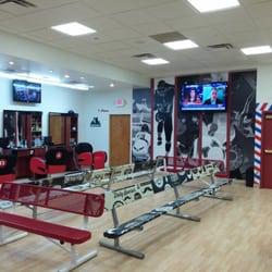 Cut Sports Barbershop - 9 barbers=short or no wait. - Minneapolis ...
