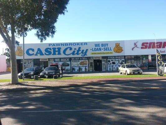 Cash City store photo