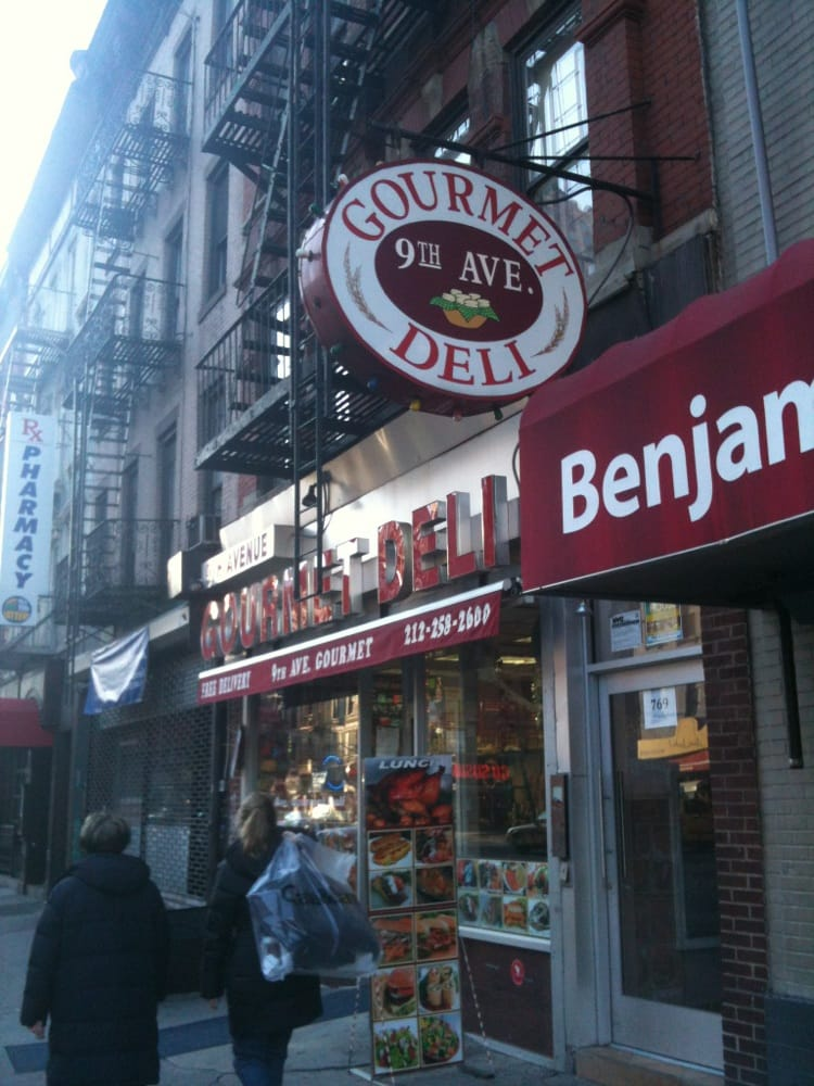 9th Ave Gourmet Deli Restaurants Theater District New York NY United