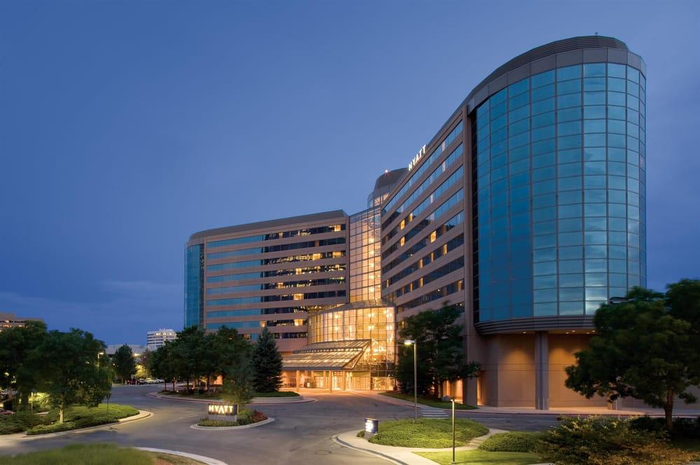 Hyatt Regency Denver Tech Center Room Service Menu