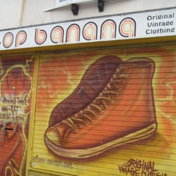 Top Banana Vintage Clothing, Birmingham, West Midlands