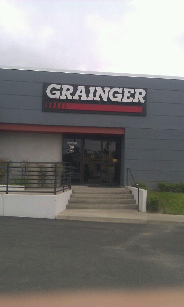 Grainger Industrial Supply - Building Supplies - 310 E Ball Rd ...