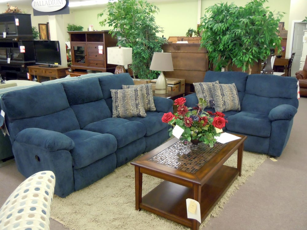 ... Raymour And Flanigan Sectional Sofas By The Odessa Reclining Sofa And  Loveseat Available In ...