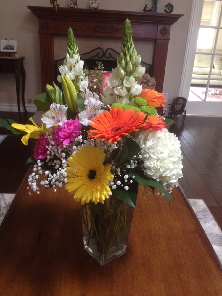 Anniversary flowers for parents images