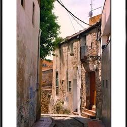 Barri de Dalt la Vila, Badalona, Barcelona