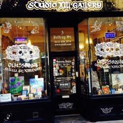 New shop front 2014