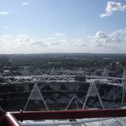 View of the Olympic Stadium from The…