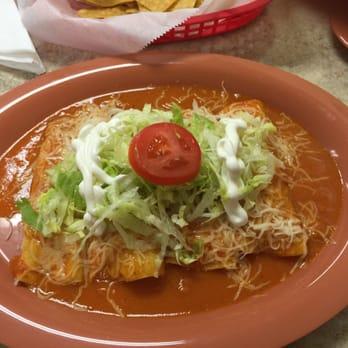 Enchiladas Supreme