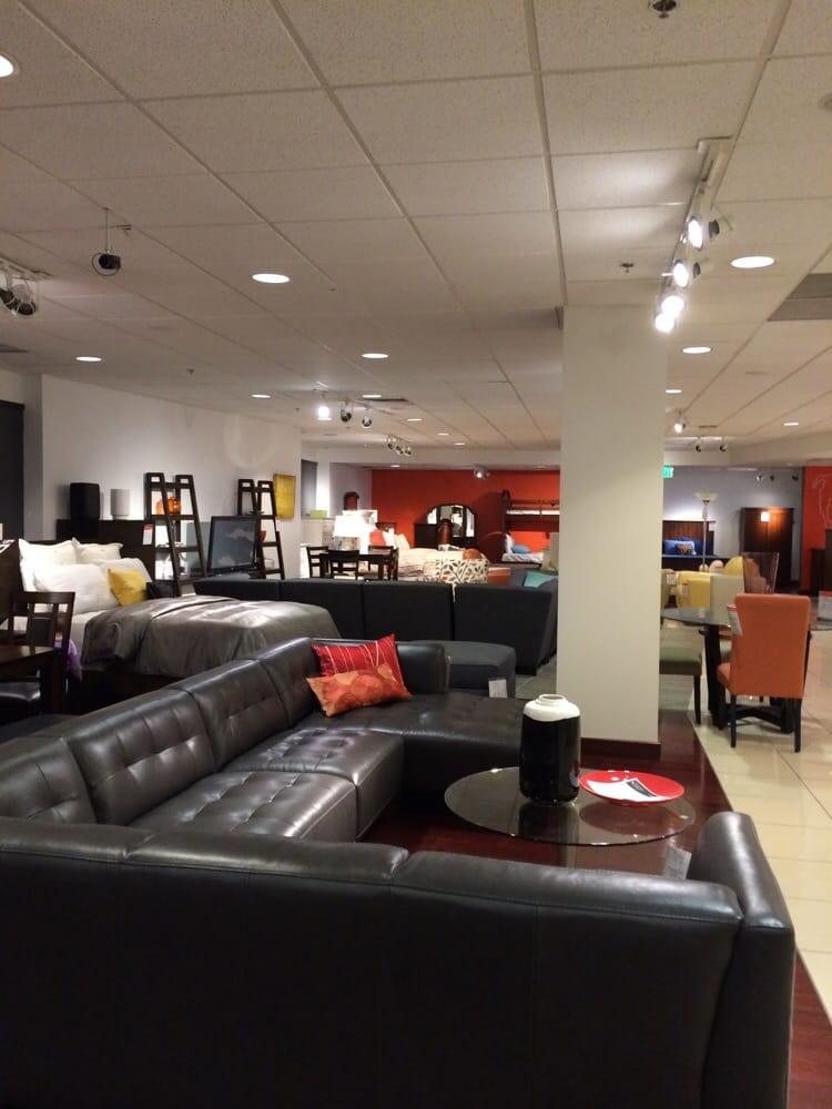 Macy S Furniture Gallery Furniture Stores Rancho Park Los Angeles CA