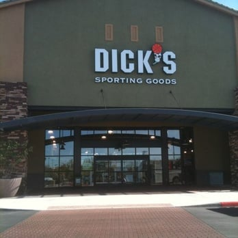 Nov 28,  · About DICK'S Sporting Goods, Inc. Founded in , DICK'S Sporting Goods, Inc. is a leading omni-channel sporting goods retailer offering an extensive assortment of authentic, high-quality sports equipment, apparel, footwear and accessories.