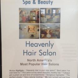 Heavenly hair salon north reading ma yelp for Reading beauty salon