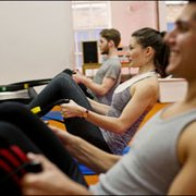 Try your first Power Plate class for free at Good Vibes