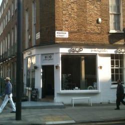 Polka Gelato, London