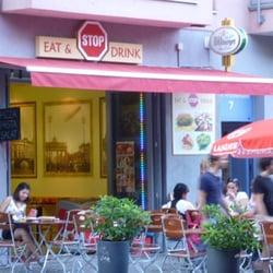 Stop Eat&Drink, Berlin