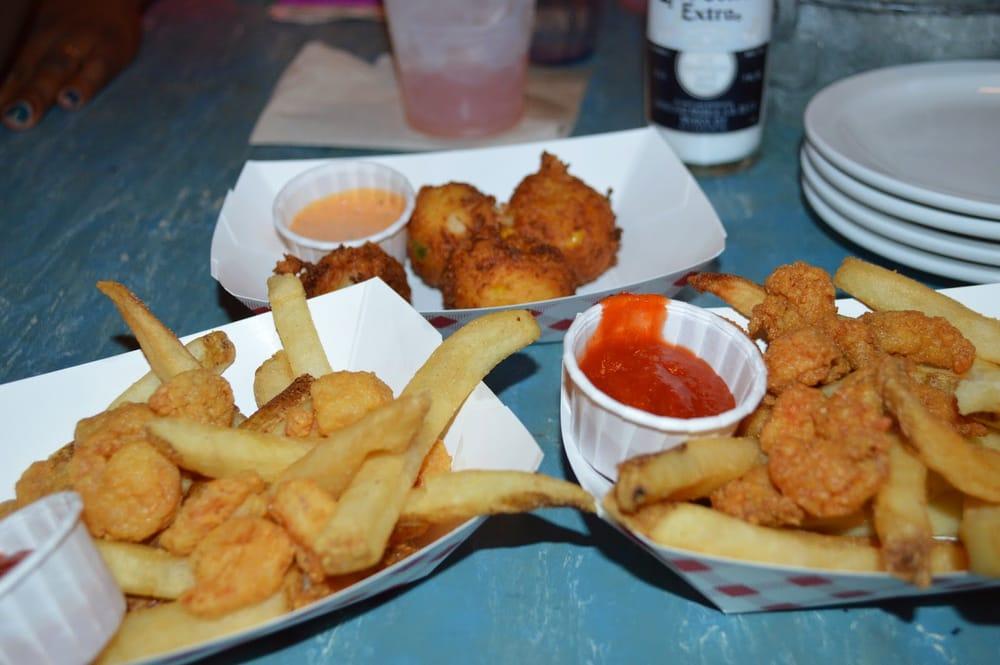Joe s crab shack 113 photos seafood restaurants for Two fish crab shack