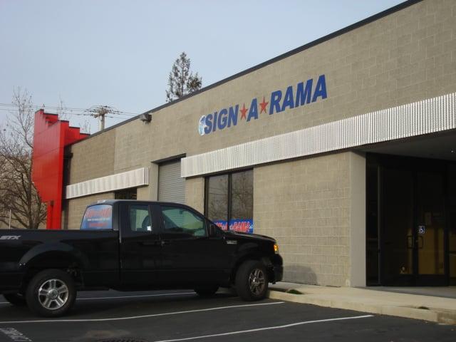 Signarama Printing Photocopying 11354 White Rock Rd Rancho Cordova Ca United States