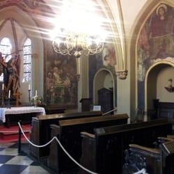 Kapelle von Schloß Burg