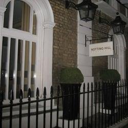 Notting Hill Brasserie, London