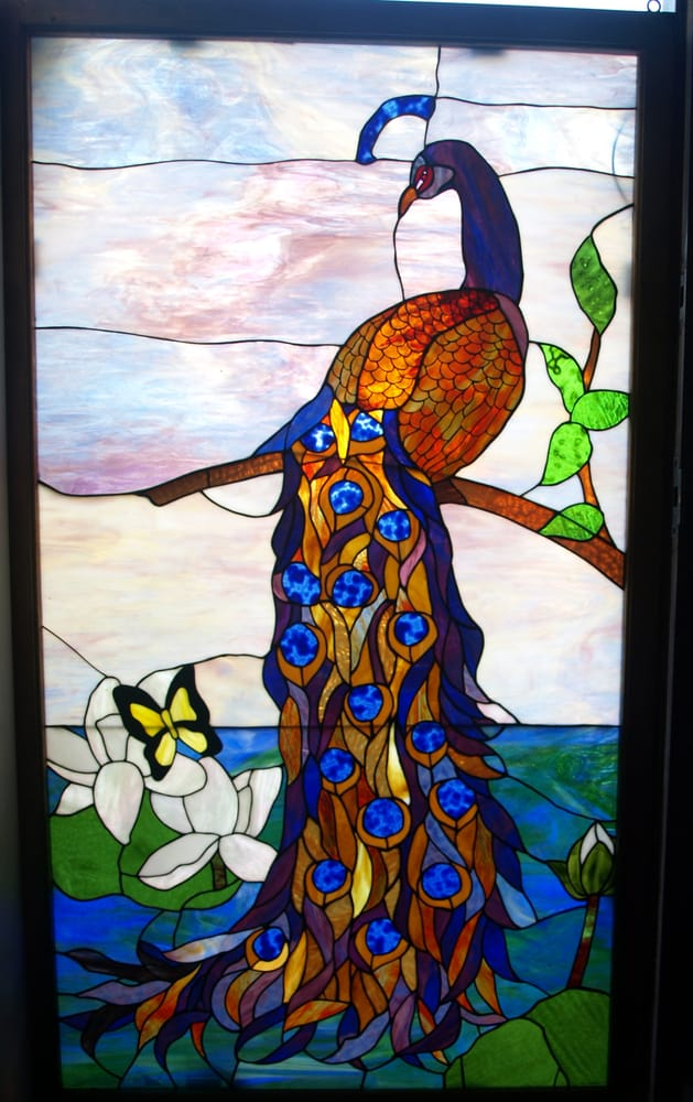 Adamm S Stained Glass Amp Gallery Art Galleries Santa