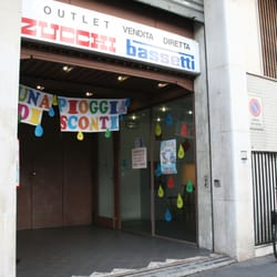 Outlet zucchi bassetti porta vittoria milano yelp for Bassetti milano
