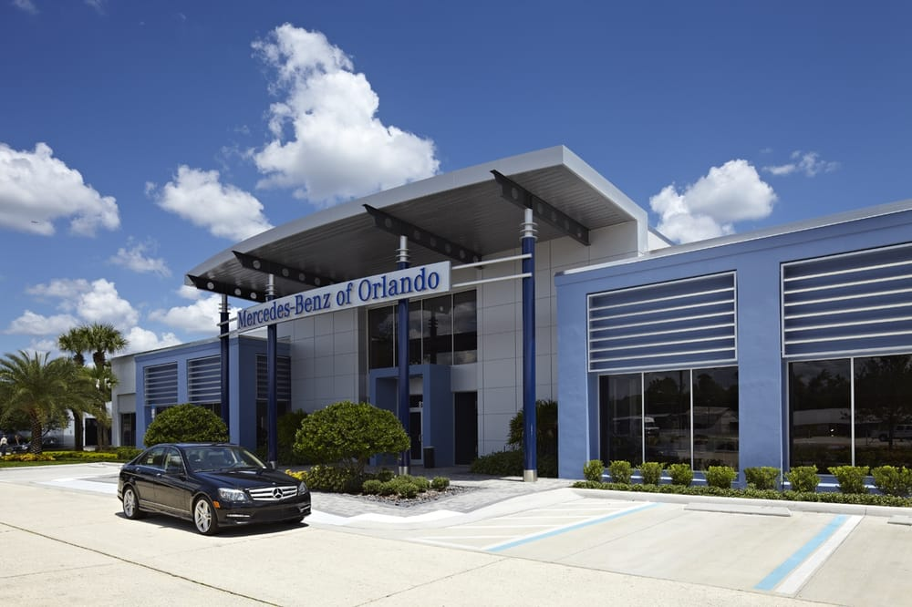 mercedes benz of orlando car dealers maitland