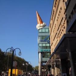 Eiswaffel Neumarkt Galerie, Cologne, Nordrhein-Westfalen, Germany