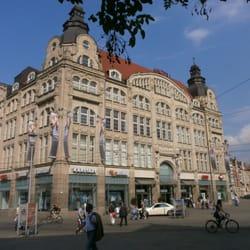 Karstadt, Erfurt, Thüringen