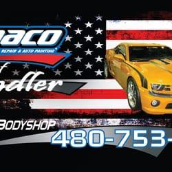 Maaco auto body repair shop car painting chandler az for Auto painting az